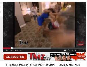 The Best Reality Show Fight EVER -- Love & Hip Hop - YouTube